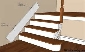 Wainscoting Without Removing Baseboard How To Install Baseboard On Stairs Home Ideas