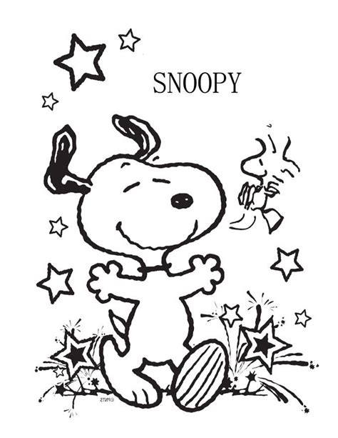 snoopy christmas coloring pages az coloring pages