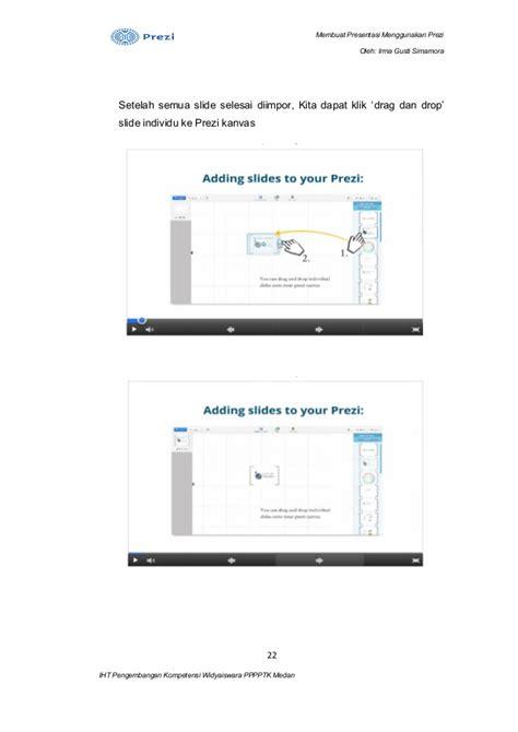 proses membuat presentasi video membuat presentasi menggunakan prezi