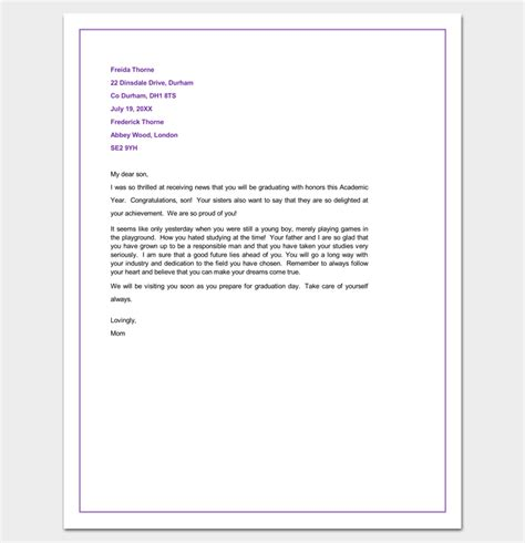 congratulations letter template congratulation letter template 18 sles for word pdf