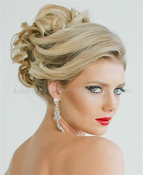Wedding Updo Hairstyles Gallery by The Gallery For Gt Curly Hair Updos For Weddings