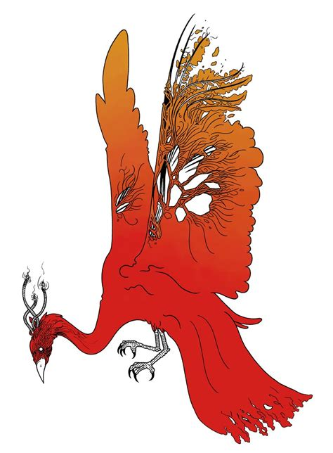 phoenix tattoo exles phoenix tattoo sle colors by rghayati on deviantart