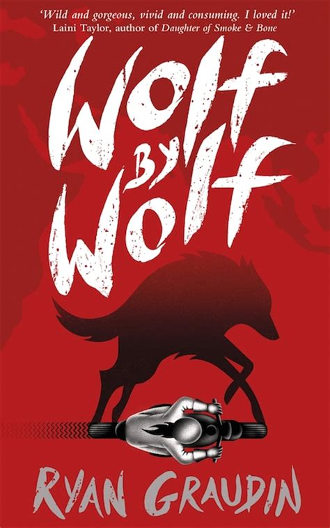 Winged Reviews   Cover Reveal: Wolf by Wolf by Ryan Graudin