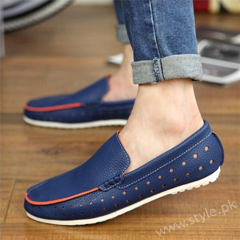 Loafers Sepatu Slip On Casual Kulit Jk Collection canvas shoes for and in pakistan