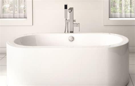 Freestanding Tub In Alcove Alcove Wisteria O Freestanding Bathtub