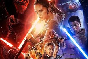 new star wars poster lands with clues about the force awakens