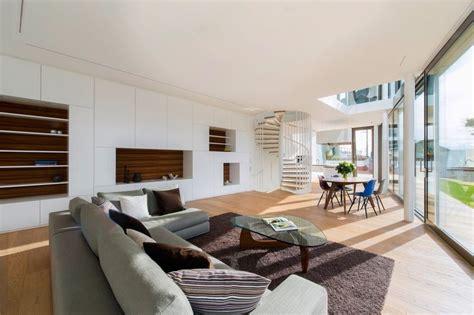 home design evolution architecture en courbes pour maison aux apparences de