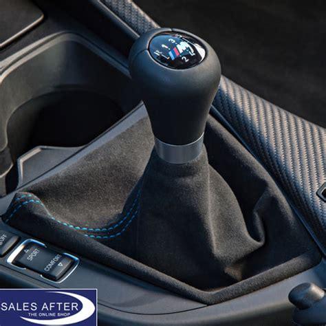 Alcantara Shift Knob by Salesafter The Shop Bmw 2 Series F87 M2 Leather