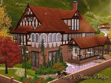 Rosa Cottage by Ruby1023 S Cottage