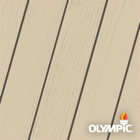 olympic maximum 5 gal beige gray semi transparent