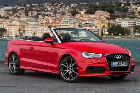 2015 audi a3 convertible 2015 audi a3 convertible pricing features edmunds