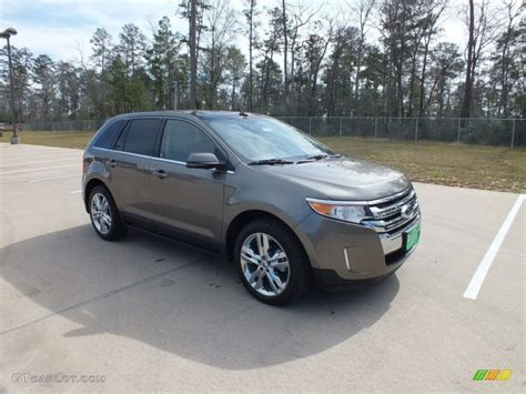 mineral gray metallic ford edge 2012 mineral grey metallic ford edge limited ecoboost