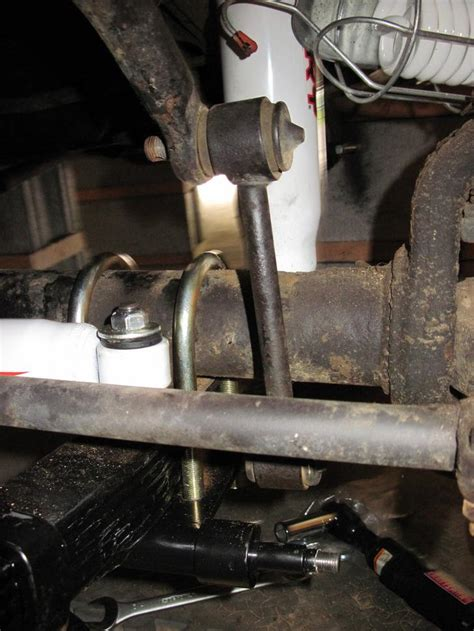 Jeep Sway Bar Link Front Sway Bar Link Replacement Jeep Cj Forums
