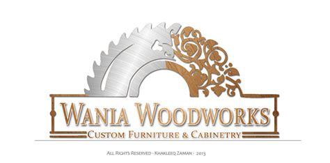 woodworks logo logo design wania woodworks by khaleeqxaman on deviantart