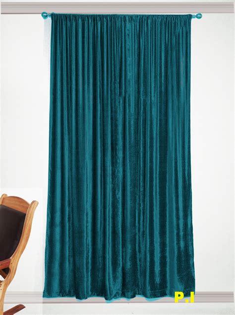 cotton velvet curtains uk new blackout 100 cotton velvet curtain single lined panel