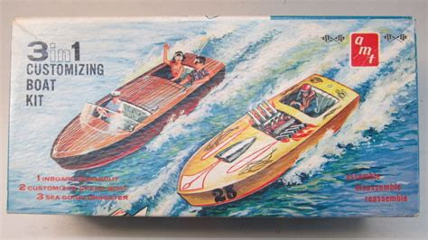Obat Cacing Kucing Kung oop vintage plastic and wood boat model kits for sale