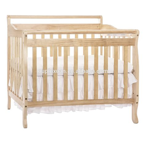 new design baby bed baby bamboo cot 3 in 1100 eco