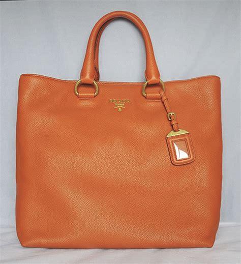 Tote Bag Hitam New nwt prada orange vitello daino leather shopping tote bag bn2865 large ebay