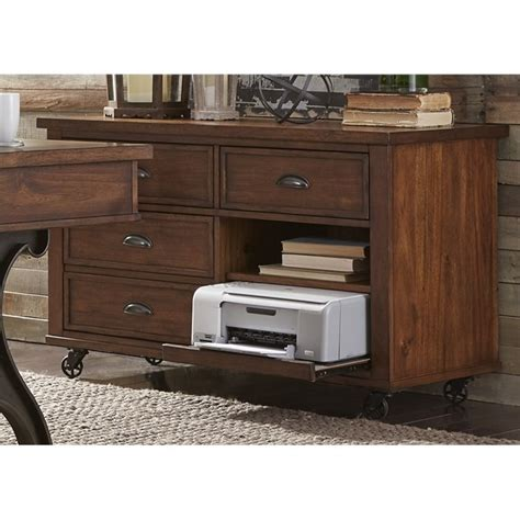 office furniture arlington tx liberty furniture arlington credenza with pull out printer shelf great american home store