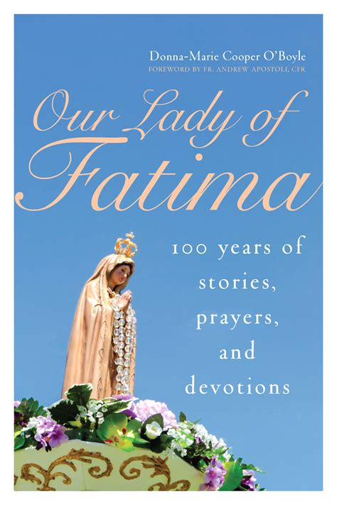 fatima a pilgrimage with books books cd s dvd s donna cooper o boyledonna
