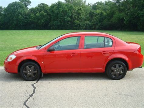 how to sell used cars 2007 chevrolet cobalt ss regenerative braking sell used 2007 chevrolet cobalt ls sedan in franklin ohio united states
