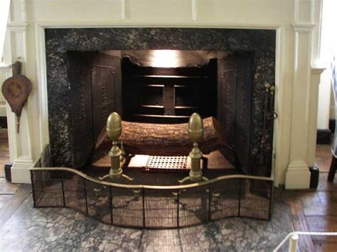 fireplace terms