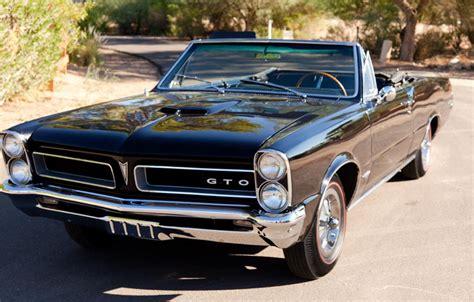 Pontiac Gto 1965 1965 Pontiac Gto Convertible 138216