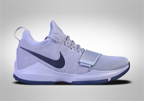 Sepatu Basket Nike Paul George Pg 1 Navy Yellow nike pg 1 glaciel grey for 112 50 basketzone net
