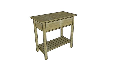 side table plans how to build end table plans quick woodworking projects