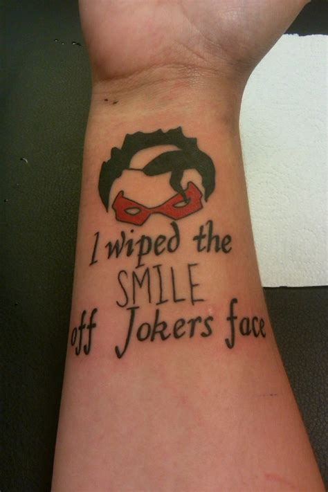 red hood tattoo 23 best images about jason todd on