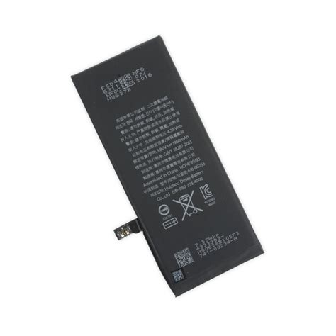 iphone 7 replacement battery 616 00258 616 00255 part only ifixit