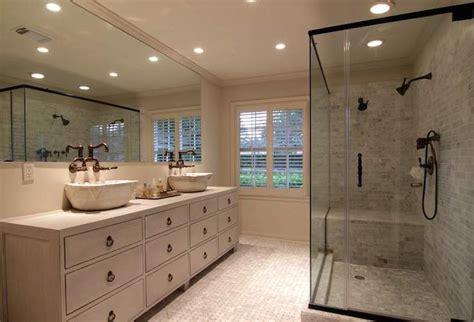 steel shower door eclectic bathroom brandon barre