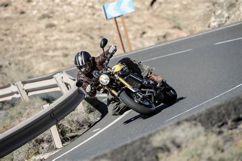 Motorrad Yamaha Schweiz by Yamaha Xsr900 Test Motorrad Fotos Motorrad Bilder