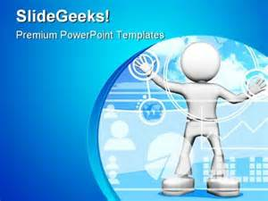 powerpoint template technology information technology powerpoint templates and powerpoint