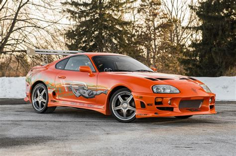 toyota fast car 1993 toyota supra from quot the fast and the furious quot heads to