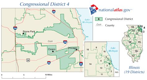 map of oregon 4th congressional district the of gerrymandering the virginia conservative