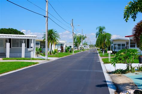 what makes a mobile home park a solid investment