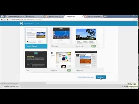 membuat youtube responsive di wordpress cara membuat blog gratis di wordpress com youtube