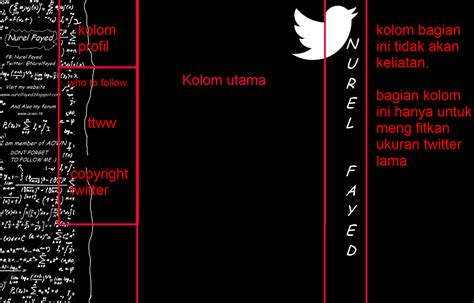 membuat background twitter nurel fayed blog cara membuat background twitter sendiri