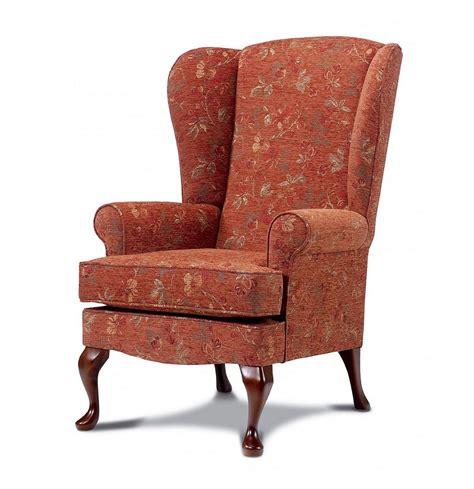 sherborne armchair sherborne buckingham high seat wing chair