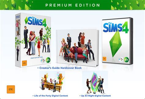 the sims 4 collector s limited premium e deluxe edition svelate
