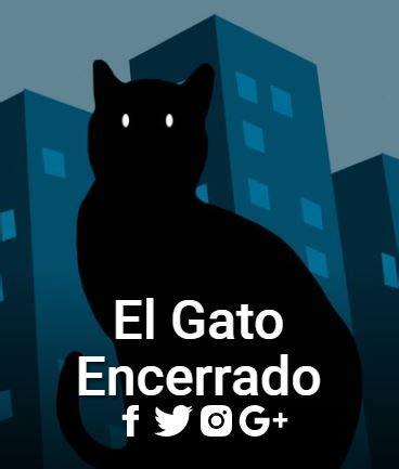 el gato encerrado el gato encerrado el seud 243 nimo de un popular bloguero