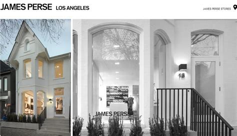 James Perse Toronto : DMArchitects