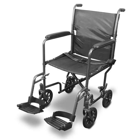 airgo comfort plus transport chair airgo 174 steel transport chair 20 with footrests