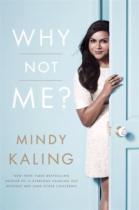 mindy kaling book mindy kaling reveals book cover and release date for why