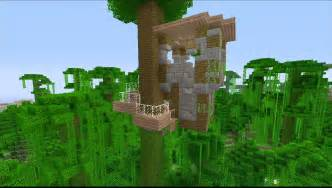 how to build awesome tree houses in minecraft how to