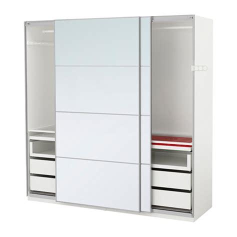 Lemari Di Ikea pax lemari pakaian 200x66x201 cm ikea