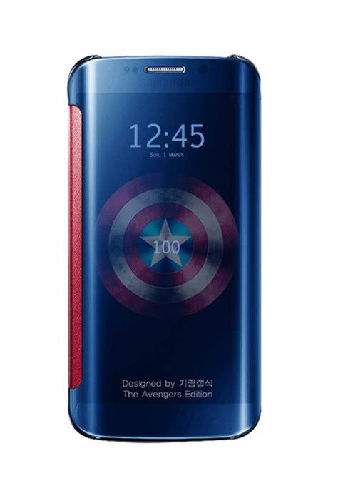themes galaxy s6 edge avengers samsung galaxy s6 und s6 edge avengers smartphone