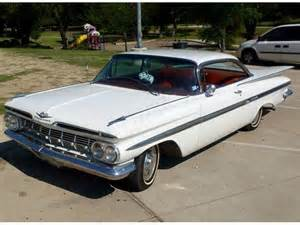 1959 Chevrolet Impala Classifieds For 1959 Chevrolet Impala 20 Available