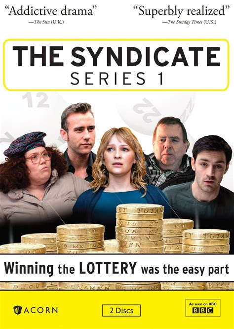 brit dvd reviews the syndicate series 1 from acorn media